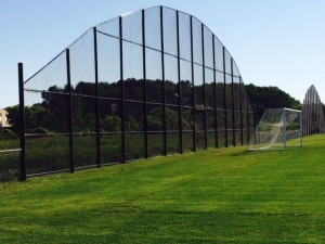 Town of Midland Soccer Field Backstops